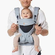 *Ergobaby 360 All Positions Baby Carrier Cool Air Mesh - Chambray