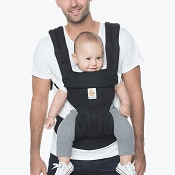 *Ergobaby 360 All Positions Baby Carrier - Pure Black