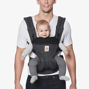 *Ergobaby Omni 360 All-in-One Baby Carrier - Charcoal