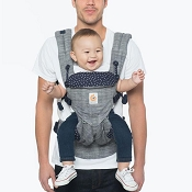 *Ergobaby Omni 360 All-in-One Baby Carrier - Star Dust
