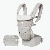 *Ergobaby Omni 360 Baby Carrier - Pearl Grey