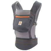 *Ergobaby Performance Carrier - Stone Grey
