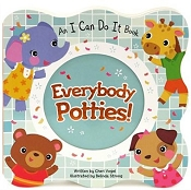 *Everybody Potties Shaped Board Book