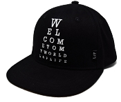 L&P Snapback Hat -  Eyechart