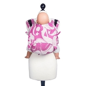 Fidella Onbuhimo Back Carrier - Sirens - Raspberry *CLEARANCE*