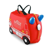 *Trunki Ride-on Suitcase - Fire Engine Frank
