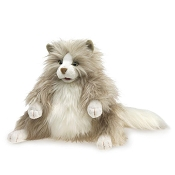 *Folkmanis Fluffy Cat Puppet