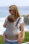 Tula Ergonomic Baby Carrier - Cloudy - Standard Size