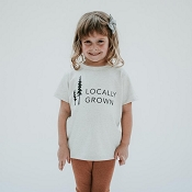 Little & Lively Locally Grown T-Shirt