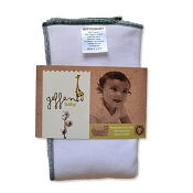 Geffen Baby Fleece Prefold Cloth Diapers