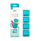 *Glo Pals Light Up Cubes 4-Pack