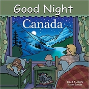 *Good Night Canada Board Book