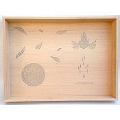 *Grapat Wood Natural Free Play Box