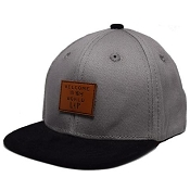 L&P Snapback Cap Brooklyn - Grey
