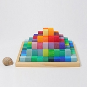 *Grimm's Small Stepped Pyramid Building Set