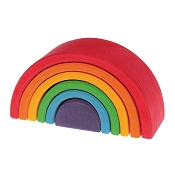 *Grimm's Medium Rainbow (6 Pieces)
