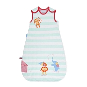 Grobag Baby Sleep Bag - Circus - 1.0 Tog