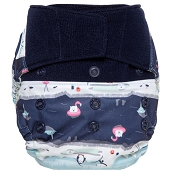 GroVia Hybrid Hook & Loop Shell
