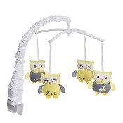 *HALO Bassinest Mobile - Sleepy Owl