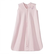 Halo SleepSack Wearable Blanket - 100% Cotton - Pink