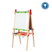 *Hape All-in-1 Easel