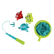 *Hape Double Fun Fishing Set