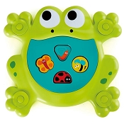 *Hape Feed-Me Bath Frog