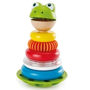 *Hape Mr. Frog Stacking Rings