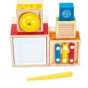 *Hape Stacking Music Set