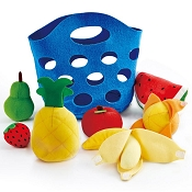 *Hape Toddler Fruit Basket