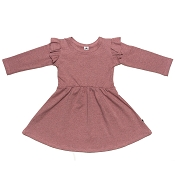 Little & Lively Harper Dress - Gooseberry