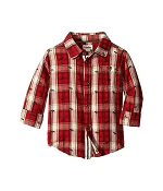 Hatley Tiny Moose Button- Down Shirt