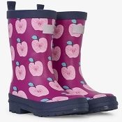 Hatley Rainboots - Apple Orchard
