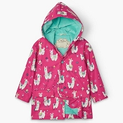 Hatley Kids Raincoat - Pretty Alpacas