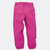 Hatley Splash Pants - Fuchsia