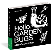 *Hello, Garden Bugs - A High Contrast Book