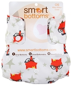 Smart Bottoms Too Smart One-Size Cloth Diaper Cover