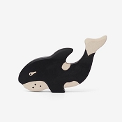 *Holztiger Orca Whale