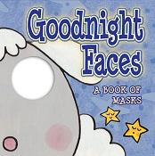*Innovative Kids Mask Book - Goodnight Faces