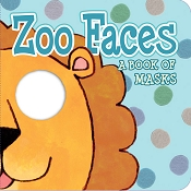 *Innovative Kids Mask Book - Zoo Faces