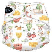 Imagine Baby One Size 2.0 Bamboo All-in-One Cloth Diaper