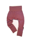 Urban Baby Apparel Grow Along Joggers - Vintage Rose *CLEARANCE*