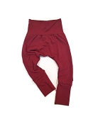 Urban Baby Apparel Grow Along Joggers - Merlot *CLEARANCE*