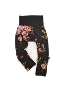 Urban Baby Apparel Grow Along Joggers - Rose Floral (3Y-6Y)