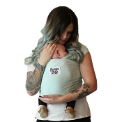 *Beluga Baby Wrap Light Seafoam - The Ana