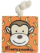 *Jellycat If I Were a Monkey