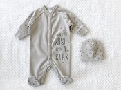 Itty Bitty Baby Baby Upon A Star Sleeper Set - Silver*CLEARANCE*