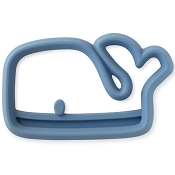 *Itzy Ritzy Chew Crew Silicone Teether - Whale