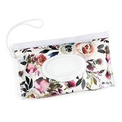 *Itzy Ritzy Take and Travel Pouch Reusable Wipes Case