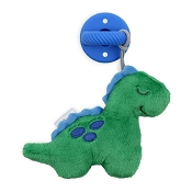 *Itzy Ritzy Sweetie Pal with Pacifier - James the Dino